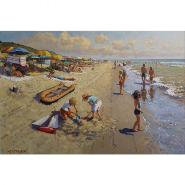 Day at the Beach (Dagje Strand)