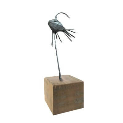 Bronze Statue - Fish (Pez)