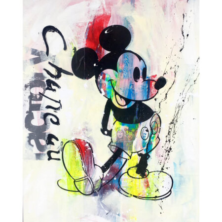 The Love Of Mickey